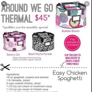 ThirtyOne - Around We Go Thermal - Bubble Bloom